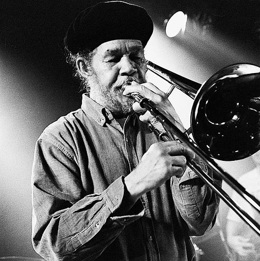 Rico Rodriguez- trombonist. RIP Sir. Great musician and still active until very recently with Jools Holland Big Band.