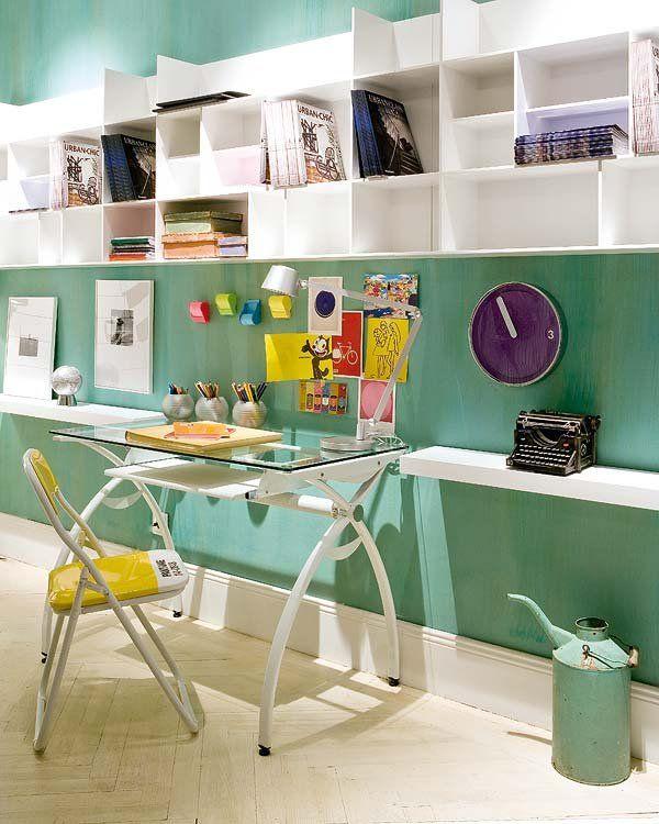 As 25 melhores ideias de mesas de escritorio baratas no for Mesas de oficina baratas