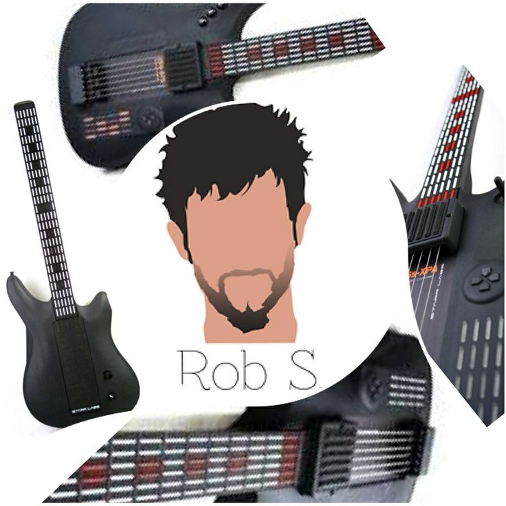 Rob Swire and his Ztar's, so cool