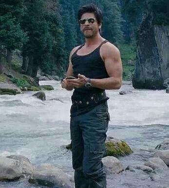 Shahrukh Khan - Jab Tak Hai Jaan (2012)