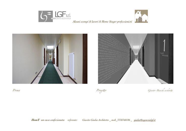 un albergo con mini campo da golf? Servizio per B&B e locali ricettivi... di Giulia Giavito Architetto Home Stager