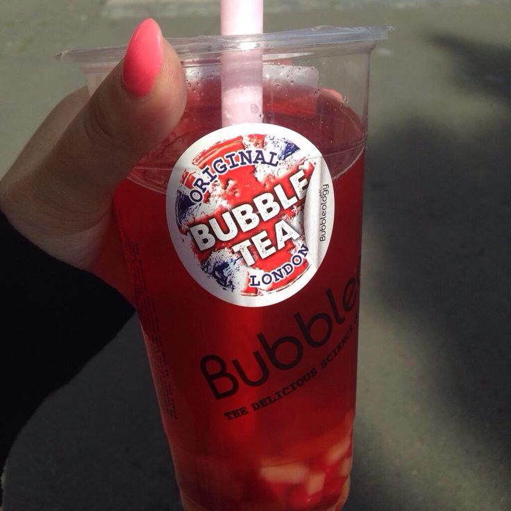 Bubbleology Red Eden