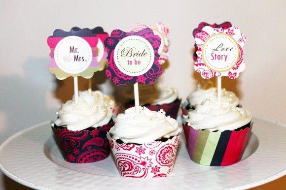 cupcake süsleri