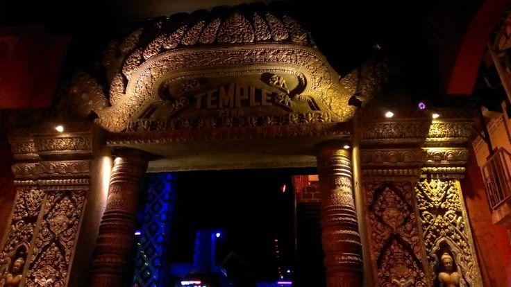 Temple Bar, Pub Street. Siem Reap, Cambodia.