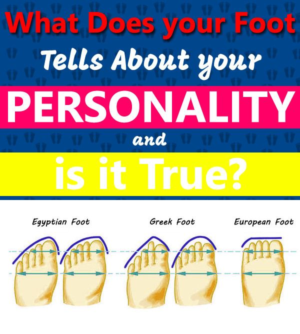 What Does Your Foot Tells About Your Personality And Is It True Personality Shape Meaning Greek Feet