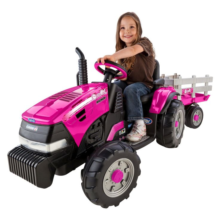 Pink Power Wheels Tractor : Best case ih ideas on pinterest tractors