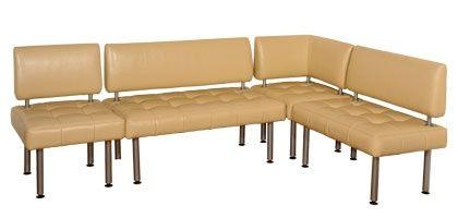 ТЕТРИС - секционный диван - диван для офисов и зон ожиданий, цена ...