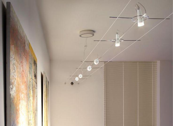 Scheinwerfertrommel Airled Paulmann 1x3w Led Beleuchtungbett Beleuchtungdusche Beleuchtungeingang B Kitchen Ceiling Lights Cable Lighting Wire Lights