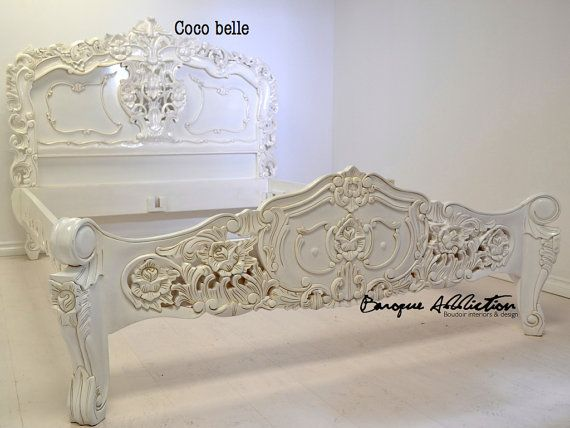 Queen Victorian Bed Frame Coco Bella Dahl House