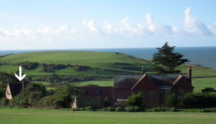 The Beeches close to Burton Bradstock and the beach. #valentines