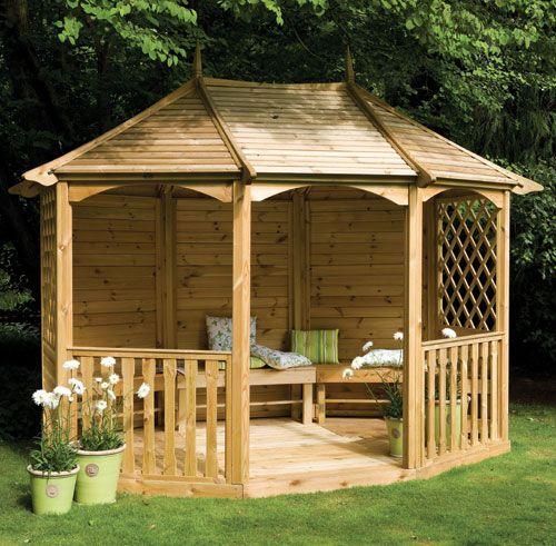 Forest Burford Pavilion, for the dream garden