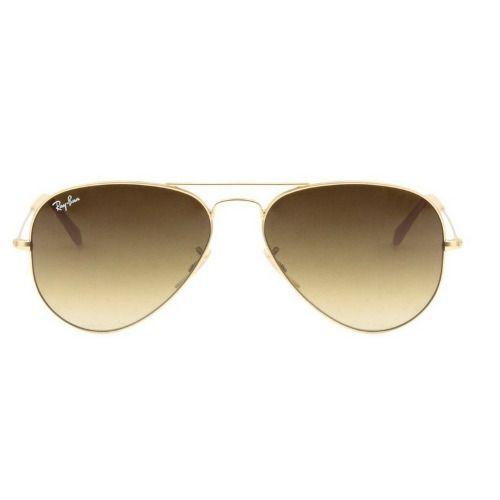 7771eb96ed609  ConfiraEssaMegaOfertaNoAviadorMarramDegradê Óculos De Sol Masculino Aviador  Marrom-Degradê Top