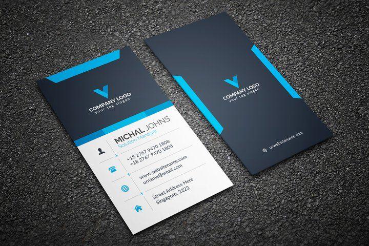 Business Cards 896154 Business Cards Design Bundles In 2021 Modern Business Cards Business Cards Creative Templates Business Card Template Design