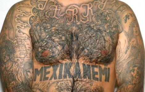 texas mexican mafia tattoos | MI JENTE | Tattoos, Mexican ...
