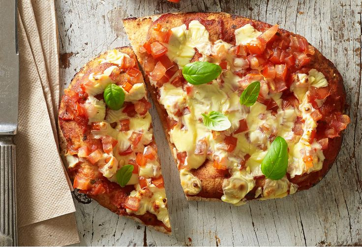 Pizza Friday couldn't be simpler with this classic, kid-friendly pizza