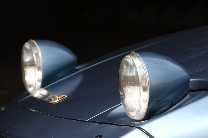 Porsche 928 headlamps.