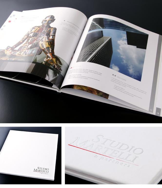 Catalogo di presentazione Studio Martelli & Partners.