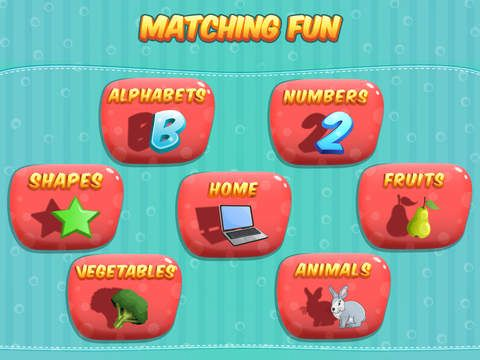 First Words Toddler Tap Learning Free : Learn & Match game for Kids by Sachin Sachdeva