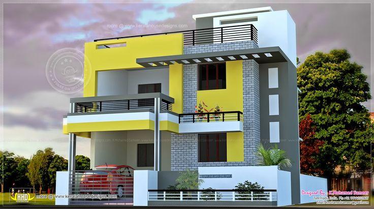 Plan House Modern Style - munhomeideas.webcam