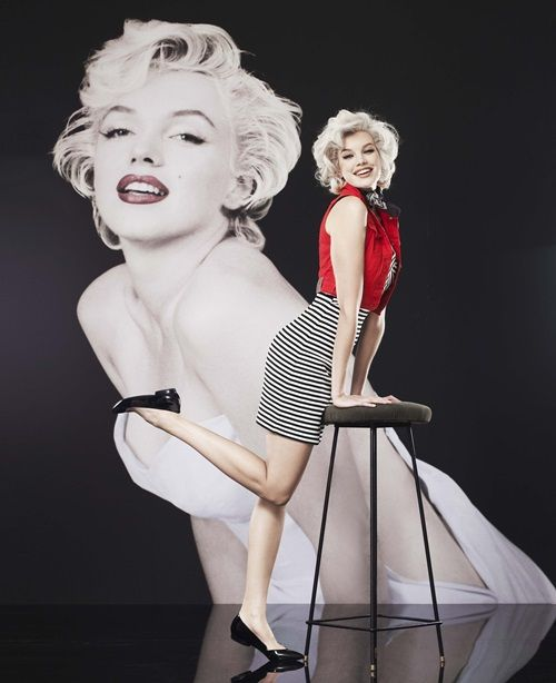 Marilyn Monroe Collection at Macy's
