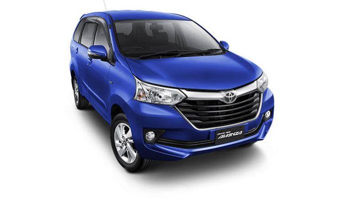 Harga Mobil Toyota Avanza Terbaru Toyota Mobil Transmisi Manual