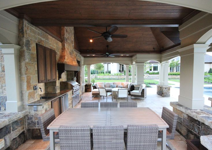 Pool House Designs With Outdoor Kitchen recent project for a pool house with outdoor kitchen and fireplace in cypress texas Find This Pin And More On Outdoor Kitchen The Pool House