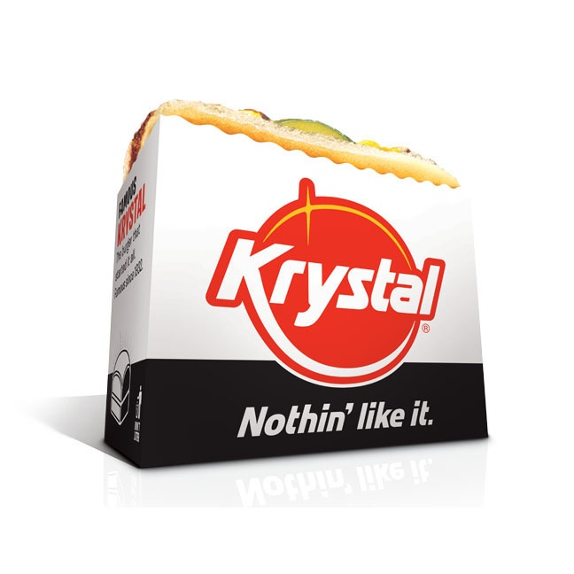 Just the sight of a Krystal makes me drool like Homer Simpson at the sight of a beer....hmmmmmmmm beeeeeeeer....