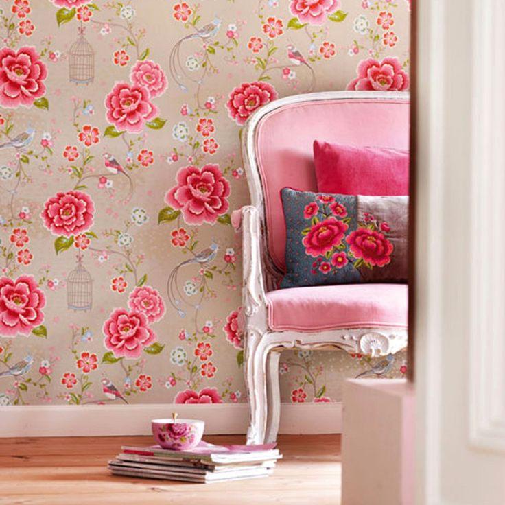 http://www.accessoires-kinderkamer.nl/product/eijffinger-pip-studio-behang-birds-in-paradise-khaki/