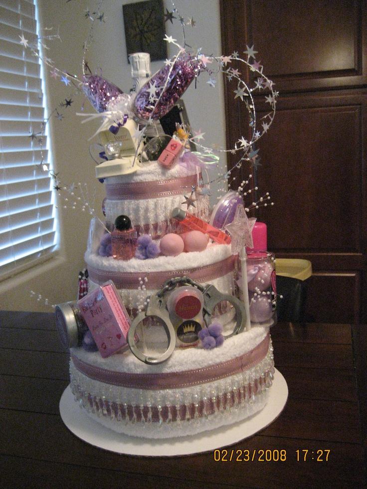 9 best images about wedding shower gift on pinterest wedding showers engagement and towel cakes. Black Bedroom Furniture Sets. Home Design Ideas