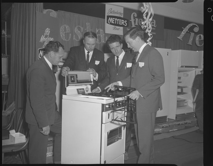 The launch of Metters Fiesta gas stove, Perth, 29 August 1966. http://encore.slwa.wa.gov.au/iii/encore/record/C__Rb3597931__Smetters__P0%2C5__Orightresult__U__X6?lang=eng&suite=def