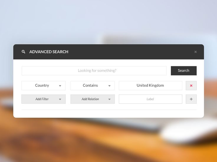Designing The Holy Search Box: Examples And Best Practices ...