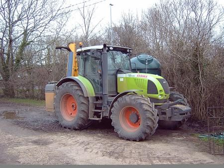claas tractors | 2007 CLAAS 697 ATZ TRACTOR, 2007. For Sale - Used and New Agricultural ...