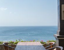 Ocean Views forever  www.binginbungalows.com
