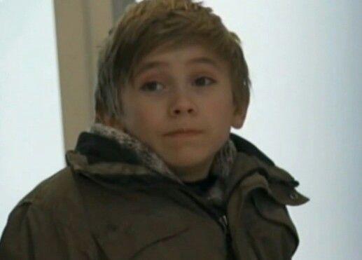 Felix sandman when he was little. Awww