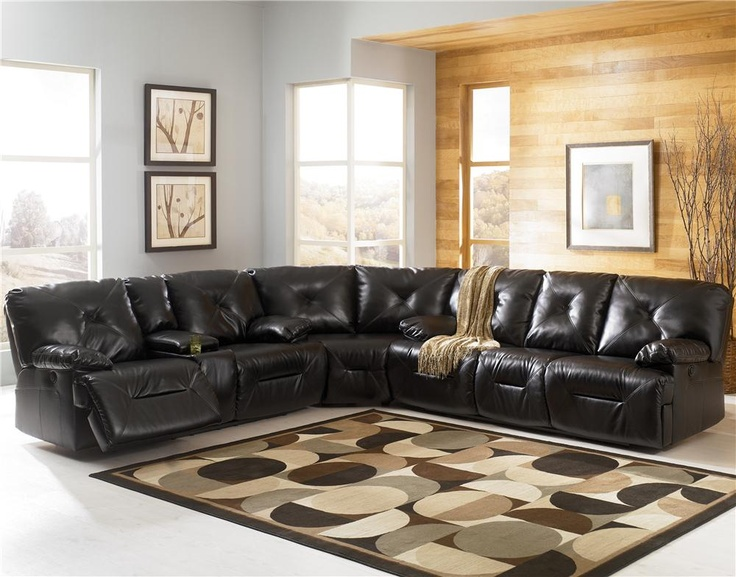 34 Best Images About Sectional On Pinterest Reclining Sectional Sectional Sofas And Furniture