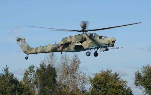 La modernización del helicóptero de ataque Mi-28N lo convierte en un producto de referencia – Máquina de Combate