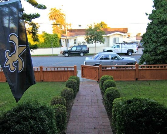 Front yard fence ideas front yard fences design for Front yard renovation ideas