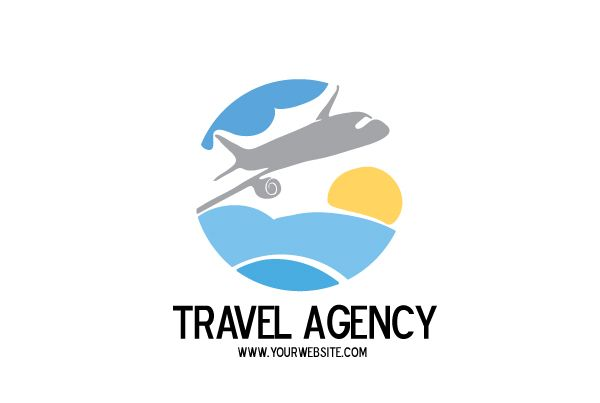 Pin by zhanna marfitsina on travel agency pinterest logos for Design agency usa