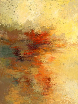 Sunlite Shore' by Caroline Ashton | Fine Art Prints | GalleryDirect