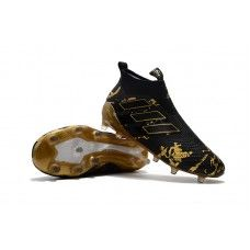 ADIDAS ACE 17+ PURECONTROL FG SOCCER CLEATS - GOLD/BLACK ON SALE