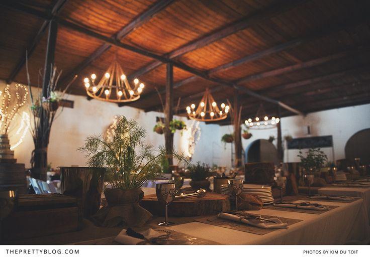 Brendyn & Stacey's Woodsy Wedding Feast - Natte Valleij - The Pretty Blog