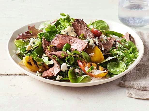 150 best tyler florence images on pinterest florence food tyler grilled steak and peach salad recipe from tyler florence via food network forumfinder