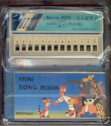 Mini pianito