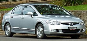 Honda Civic Hybrid – 2011