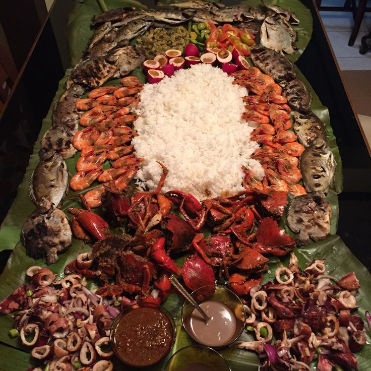 58 Best Images About Boodle Fight Fun On Pinterest