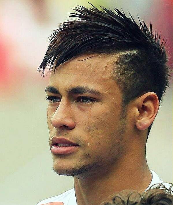 40 Best Coupe De Cheveux Homme Images On Pinterest Neymar Jr