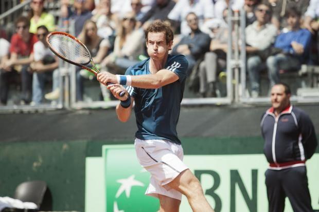 Coppa Davis: ko di Murray e l'Italia del tennis vola in semifinale   © Machi di Pace - Campania su Web