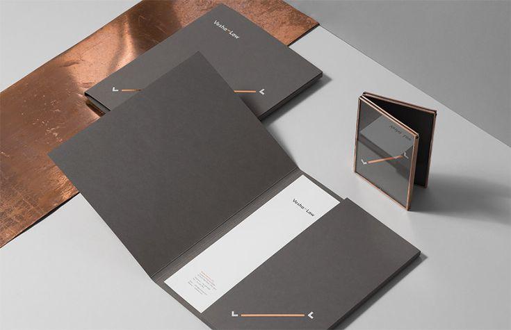 Vesha Law Branding by For Brands   Inspiration Grid   Design Inspiration