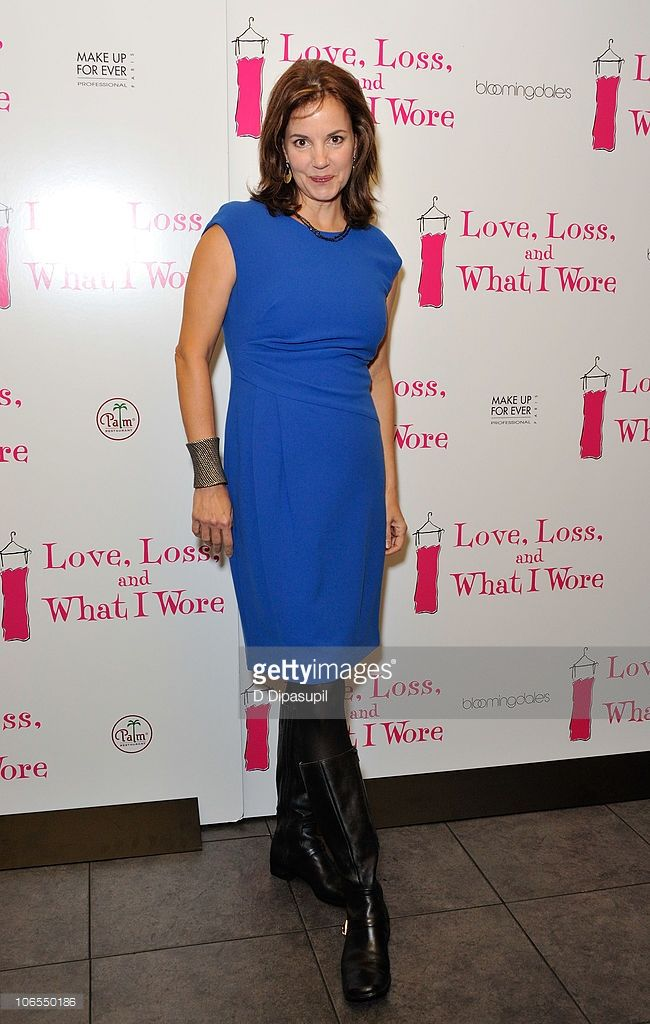 Actress Margaret Colin attends the after party for the new cast of 'Love, Loss, And What I Wore' at L'allegria on November 4, 2010 in New York City.