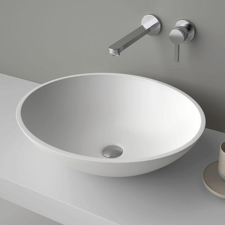 Doppelwaschbecken rund  Die besten 10+ Waschbecken rund Ideen auf Pinterest | Luxus-dusche ...